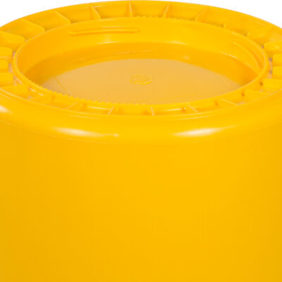 Bronco™ Round Waste Bin Food Container, 20 Gallon