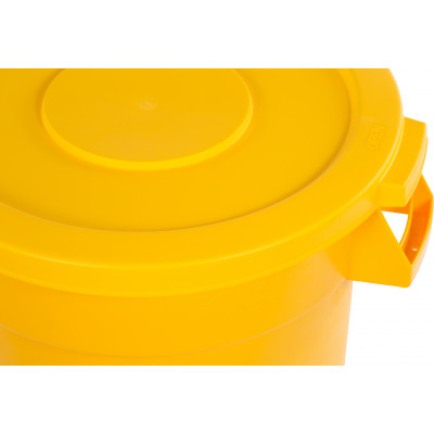 Bronco™ Round Waste Bin Food Container Lid, 20 Gallon