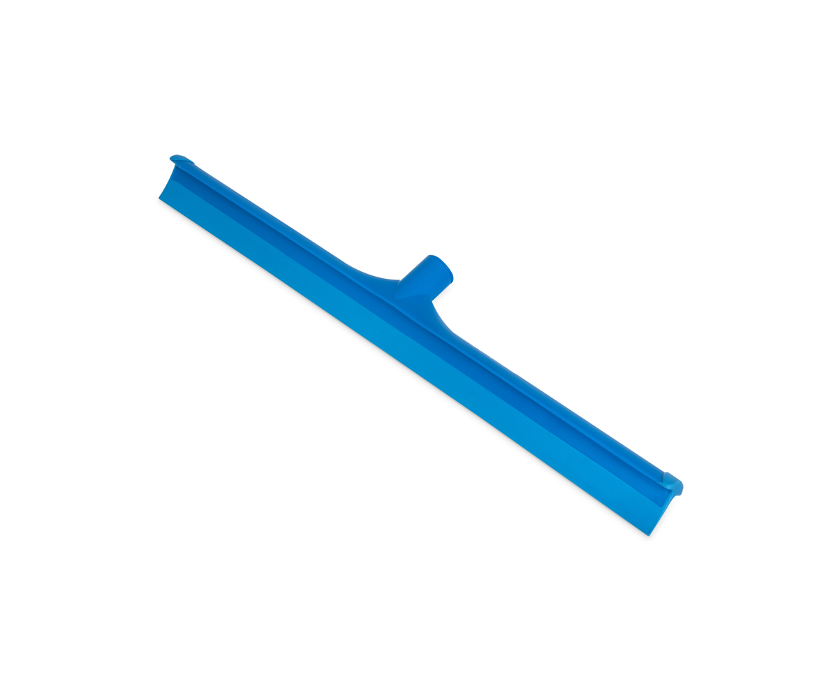 """24"""" One-Piece Rubber Squeegee with Plastic Frame"""