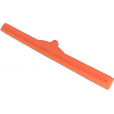 """24"""" Double Foam Rubber Squeegee with Plastic Frame"""