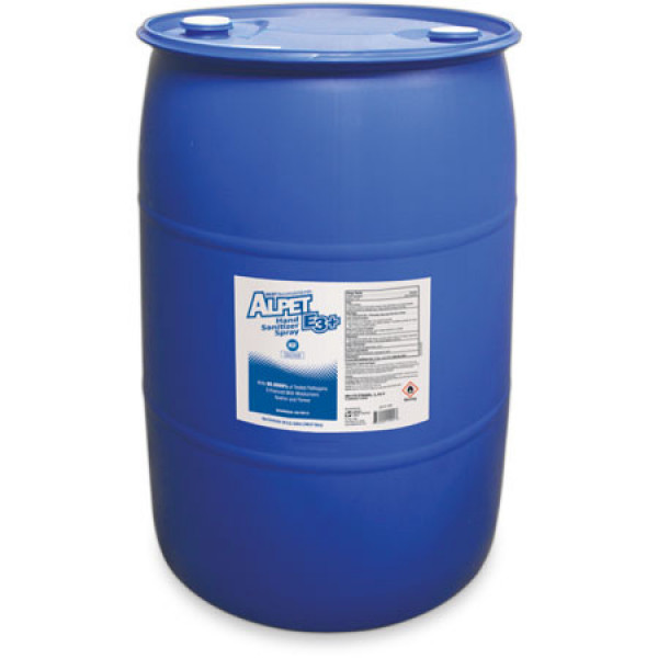 Alpet® E3 Plus Hand Sanitizer 50 Gallon Drum